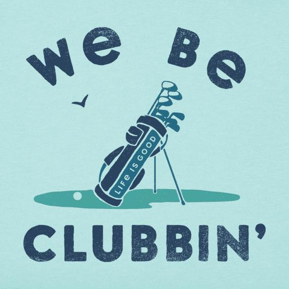 Women's We Be Clubbin' Crusher Vee