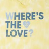 Women's Where's The Love Crusher Vee