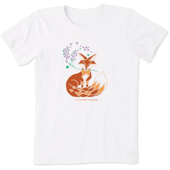 Fox Outdoor Products Womens Pride Cotton Tee