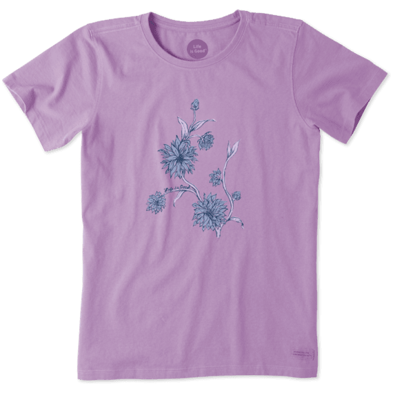 Women's Wild Mums Crusher Tee
