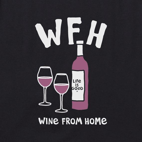 Life is Good Womens Crusher Love The Wine