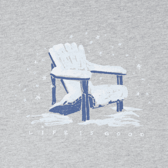 Women's Wonderland Adirondack Long Sleeve Crusher Tee