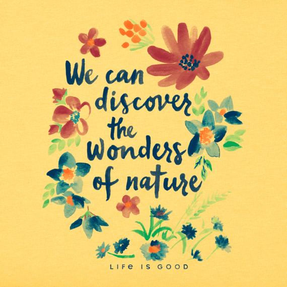 Women's Wonders of Nature Crusher Vee