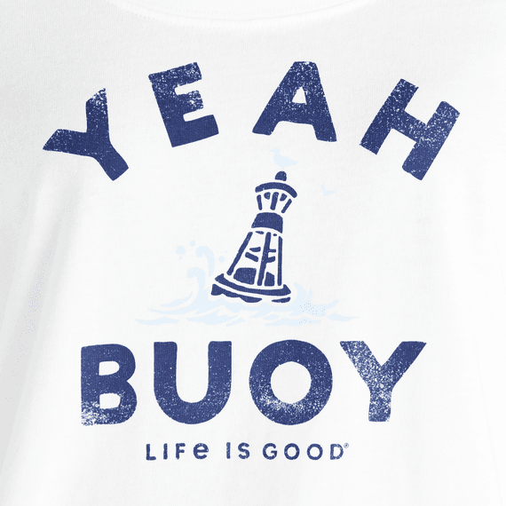 Women's Yeah Buoy Crusher Scoop Neck Tee