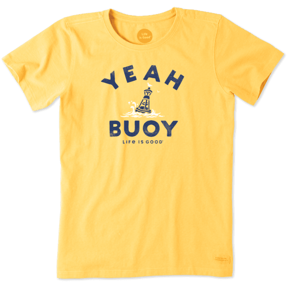 fb14dc1df9d Women s Yeah Buoy Crusher Tee