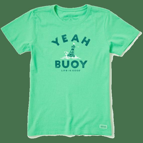 Women's Yeah Buoy Crusher Tee
