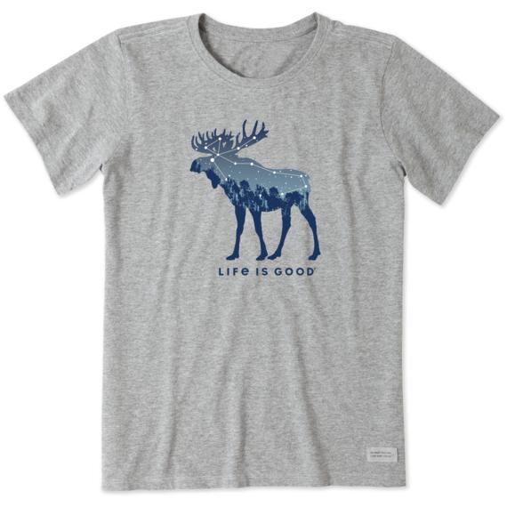 Women's Constellation Moose Crusher-LITE Tee