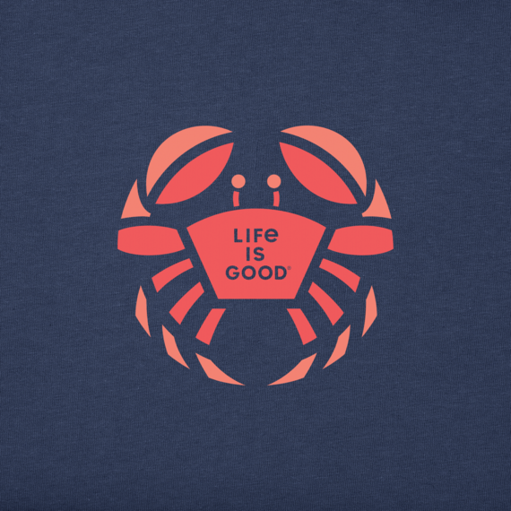 Women's Good Crab Crusher Vee