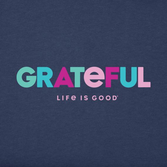 Women's Grateful Crusher-LITE Tee