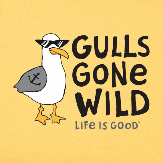 Women's Gulls Gone Wild Crusher Tee