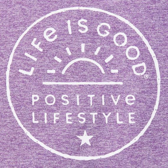 Women's Positive Rising Sun Active Tee
