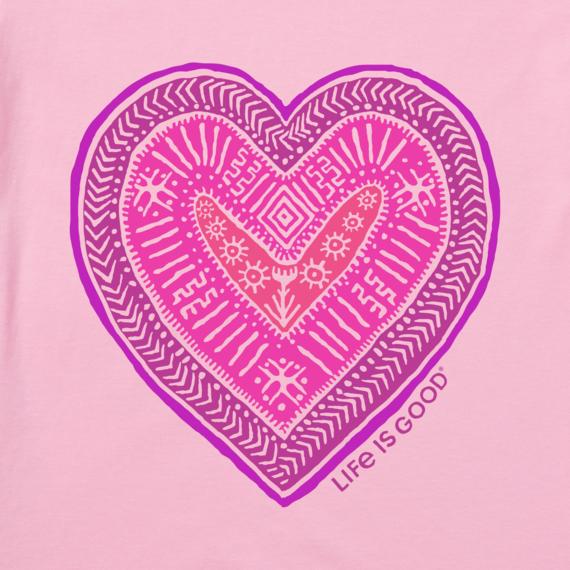 Women's Primal Heart Crusher-LITE Tee