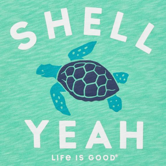 Women's Shell Yeah Textured Slub Tank