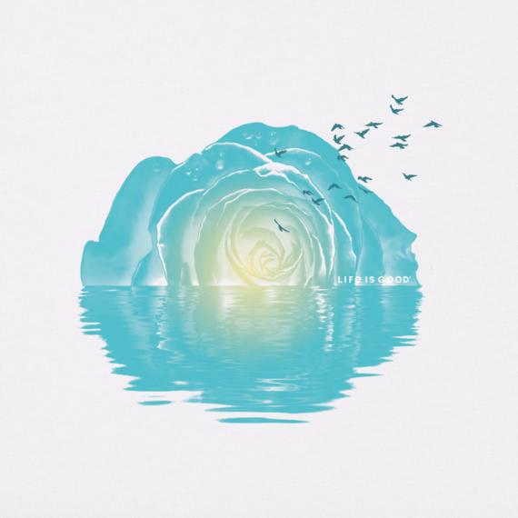Women's Water Rose Crusher Vee