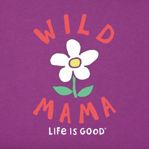 Women's Wild Mama Crusher Vee