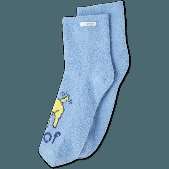 Woof Love Plush Snuggle Sock
