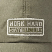 Work Hard Soft Mesh Back Cap