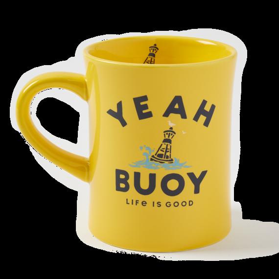 Yeah Buoy Diner Mug