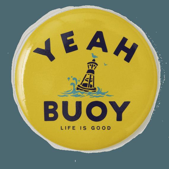 Yeah Buoy Positive Pin