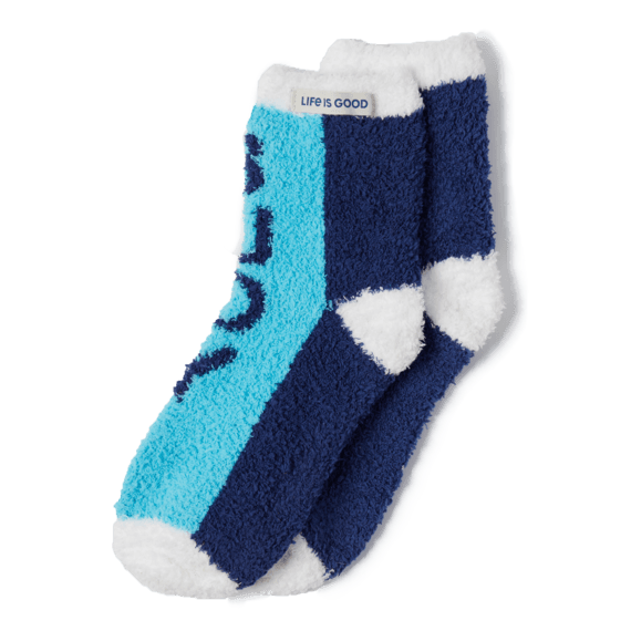 Yeah Buoy Snuggle Socks